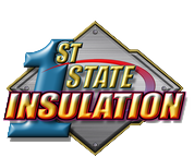1st State Insulation Footer Logo